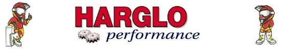 harglo performance logo
